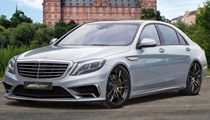 Voltage Design-dan Mercedes S65 AMG