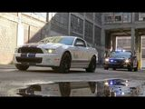 2013 Ford Shelby GT500 vs Cop Cars: Police Chase