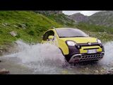 New Fiat Panda Cross - Off-Road