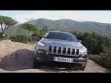 2014 Jeep Cherokee Offroad