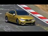 CRASH BMW M4 F82