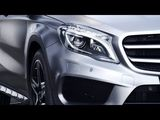 Preview of the new Mercedes-Benz GLA
