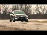 New 2015 Chevrolet Cruze - Driving