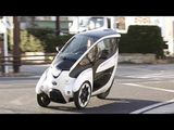 2015 Toyota i-Road / Driving Demo