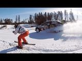 Ken Block in Russia