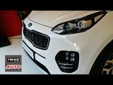 2016 Kia Sportage look around