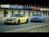 BMW M3 / M4 - Official Launchfilm