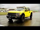 Stig Playing With 600hp Hennessey VelociRaptor