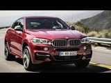 New 2015 BMW X6 - Driving
