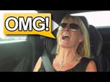 Mom's Reaction to 1250WHP Twin Turbo Gallardo