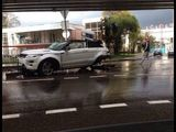 Range Rover Evoque - Crash