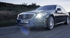 2014 Mercedes-Benz S65 AMG / First Driving