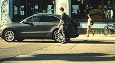 New Porsche Macan - Everyday Practicality