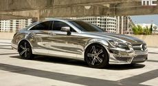 Chrome Mercedes-Benz CLS63 AMG / MC Customs
