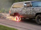 The Best Burnout EVER!