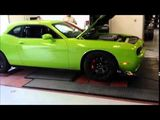 2015 Dodge Challenger Hellcat First Released Dyno Run