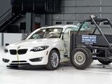 2014 BMW 2 Series - Side Crash Test