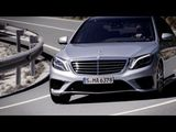 New 2014 Mercedes-Benz S 63 AMG - Official Trailer
