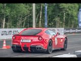 Ferrari F12 Berlinetta vs Porsche 911 Turbo S