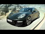 The new Porsche Panamera Turbo - In Detail