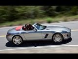2012 Mercedes-Benz SLS AMG Roadster: An American in Stuttgart?