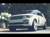 2014 Range Rover Autobiography on Vossen VFS2 22' Wheels