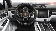 New Porsche Macan - Interior Design