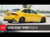 Yellow Lexus IS 350
