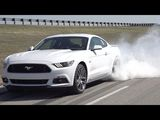 2015 Ford Mustang GT - Line Lock Burnout