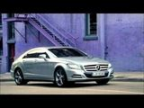 Mercedes-Benz: Pure fascination.The new CLS