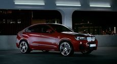 New BMW X4 - Official Trailer