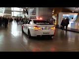 BMW M5 F10 Safety Car