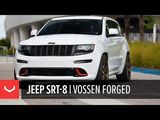 Jeep SRT-8 on Vossen wheels