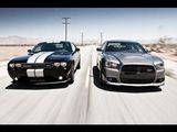 2012 Dodge Charger SRT8 vs 2011 Dodge Challenger SRT8 392