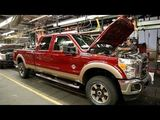 2015 Ford F-350 Super Duty / Engine Factory