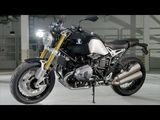 New 2014 BMW R nineT - Design