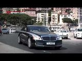Xenatec Maybach 57S Coupé in Monaco