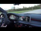 BMW X5M 575 HP - Launch Control