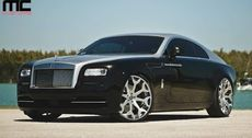 Rolls Royce Wraith / MC Customs