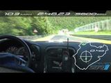 2012 Corvette ZR1 Runs the Nurburgring in 7:19.63