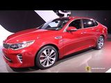 2016 KIA Optima SX T-GD