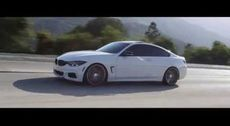 BMW 428i M-Sport Coupe on Vossen CV5 Wheels