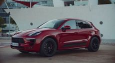 Macan GTS - sports exhaust system