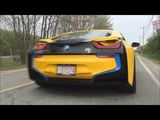 Turner BMW i8 with Titanium Exhaust System