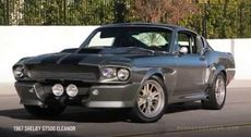1967 Ford Mustang Shelby GT 500 Eleanor