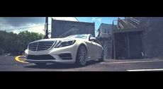 2014 Mercedes-Benz S550 tuned by RENNtech on Vossen 22' VFS-2 Wheels