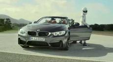 The all-new BMW M4 Convertible