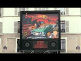 Ford's Awesomely Cool Parisian Pinball Park Prank