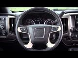 Interior and Exterior New GMC Pickup Truck | 2014 Sierra