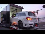 Mercedes-Benz GL 63 AMG Black Crystal by Larte Design